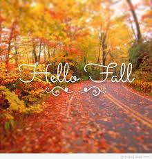 hello fall autumn cover card hd
