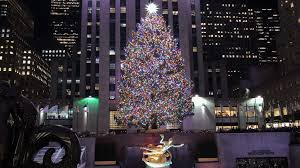 Nbc Christmas Lighting Rockefeller Tree Lighting 2019 Time What Channel It Is On