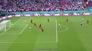 شاهد فيديو أهداف انجلترا والدنمارك |2🔥1| ملخص مباراة انجلترا والدنمارك  اليوم في قبل نهائي اليورو 2020 - كورة في العارضة