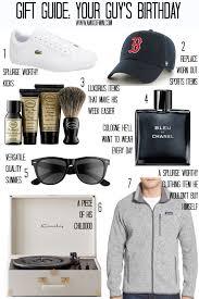 boyfriend husband birthday gift ideas