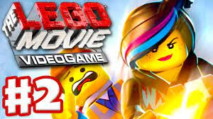 The LEGO Movie Videogame - Gameplay Walkthrough Part 2 - Wildstyle Rescues  Emmet (PC, Xbox One, PS4) - YouTube