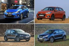 Maruti Baleno Hyundai Elite I20 Continue To Hold The Top