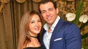 زوج ابنة سمير غانم في أول ظهور: نحن بأشد الحاجة لدعائكم