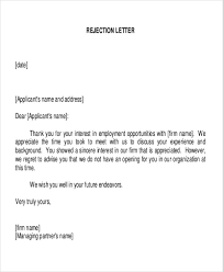Best Solutions Of Sample Thank You Note After Being Rejected For An