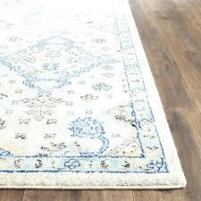 light blue area rug light blue round area rug