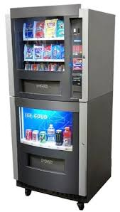 Eport Vending Machine Best Amazon 4848 Vending RS4848 Combo Machine W Credit Card