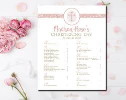 Table Seating Chart Online Baptism Table Seating Chart Christening Seating Board Pink