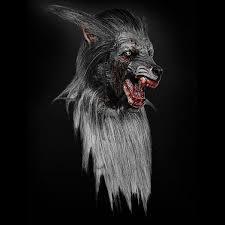 Deluxe Maska Zombie Vlkodlak Mysticum