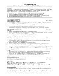 Stunning Freelance Marketing Consultant Resume Example In Marketing ...
