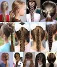 Детские причёски на каждый день фото