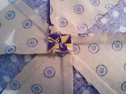 Pinwheel block, hammer used to open center seam ~ great trick from American  Patchwork & Quilting … | American patchwork and quilting, Quilt stories,  Quilt tutorials