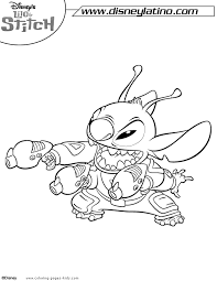 Lilo Stitch Coloring Pages Printable Disney Coloring Pages