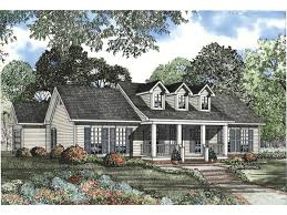 cape cod style house plans with dormers