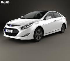 hyundai sonata 2015 hybrid. Delighful Sonata Hyundai Sonata YF Hybrid 2015 3D Model For Hybrid 5