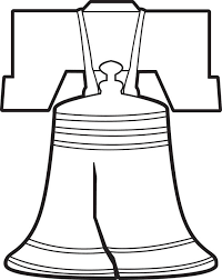 Small Picture Elegant Liberty Bell Coloring Page 29 About Remodel Line Drawings