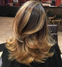 60 Looks With Caramel Highlights On