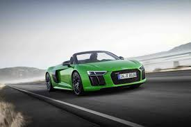 audi r8 fantasy plastic city car
