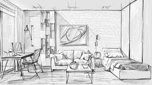 Interior Design Sketches 25 Trending Interior Design Sketches Ideas