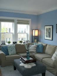 incredible ideas light blue walls living room cool brown and designs gray