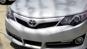 Limbaugh Toyota - 2014 Toyota Camry SE Silver - YouTube