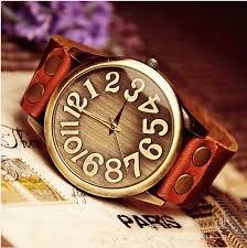 men s handmade antique leather wrist watch brass mirror watches men s handmade antique leather wrist watch brass mirror watches wat0022