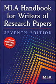 Current Mla Edition Mla Handbook For Writers Of Research Papers 7th Edition Modern