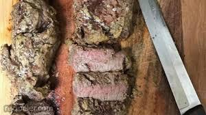 1 1/4 to 1 1/2 lbs. Ina Garten Beef Tenderloin Mustard
