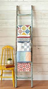 Portable Quilt Display Stand interior solaroil 79