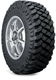 Off Road Tire Chart Mud Tires Maximum Traction For Trucks Suvs Firestone Tires