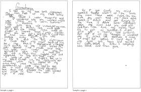 wilmington montessori school > upper elementary ages  fifth grade writing sample