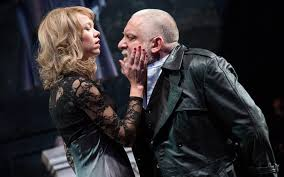 king lear national theatre review telegraph