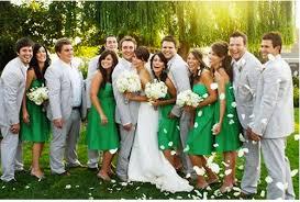 Green Wedding Theme 2