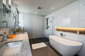 ... Homely Idea 2 Different Bathroom Designs ...