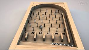 Homemade Wooden Games Wooden Pinball YouTube 27