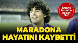 Maradona kimdir, kaç yaşında, neden öldü? Ünlü futbolcu Maradona hayatını  kaybetti!
