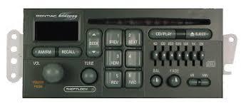 pontiac 1992 2003 cd radio w eq (monsoon) w cdc (live aux) Monsoon Radio Wiring Diagram Grand Prix click to enlarge Ford Radio Wiring Diagram