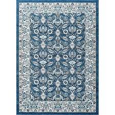 5 x 7 medium navy gray and aqua area rug furniture grey blue white