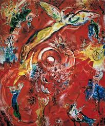 marc chagall 1966 the triumph of