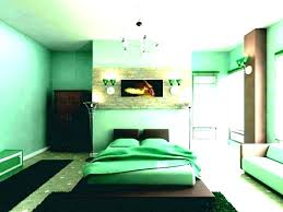green walls bedroom painted bedrooms light wall design for mint ideas also home interior paint full