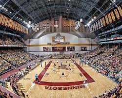 Gopher Hockey Seating Chart Williams Arena Maturi Pavilion 3m Arena At Mariucci Golden