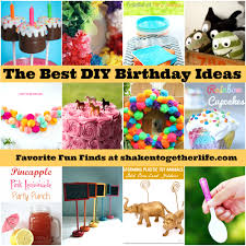 the best diy birthday ideas at com 13 diy decorations for