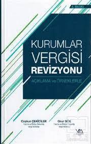 Kurumlar Vergisi Revizyonu (Ciltli) (9786056911743)