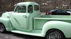 1955 Chevrolet 3100 Series 1 4 Window Pick Up For Sale~Over The ...