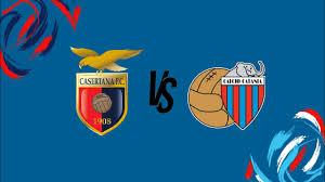Casertana vs Catania 3-2 Highlights HD - YouTube