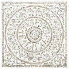 carved wall decor white wall art best of white carved wall decor for the home pier