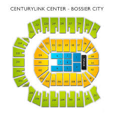Centurytel Seating Chart Cher Bossier City Tickets 3 10 2020 L Vivid Seats