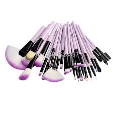 vander 32pcs makeup brush set cosmetics brushes eyebrow powder lipsticks shadows make up tools kit