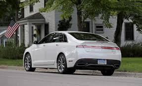 2018 lincoln mkz. wonderful mkz 2018 lincoln mkz rear inside lincoln mkz