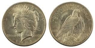 Liberty Silver Dollar Value Chart Peace Dollar Wikipedia