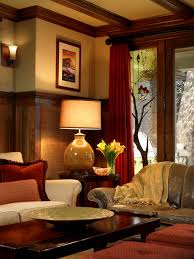 Living Room:Craftsman Home Interior Paint Colors Arts And Crafts Design  Style Arts And Crafts